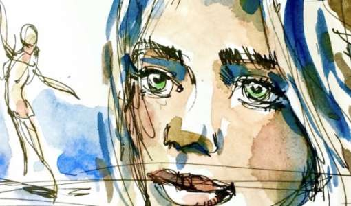 Gesicht & Figur ganz einfach zeichnen lernen