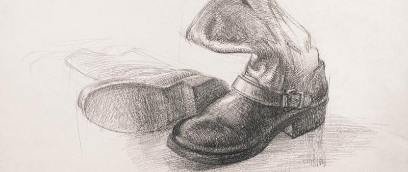 Zeichnen lernen kann jeder! – Grundlagen zeichnen